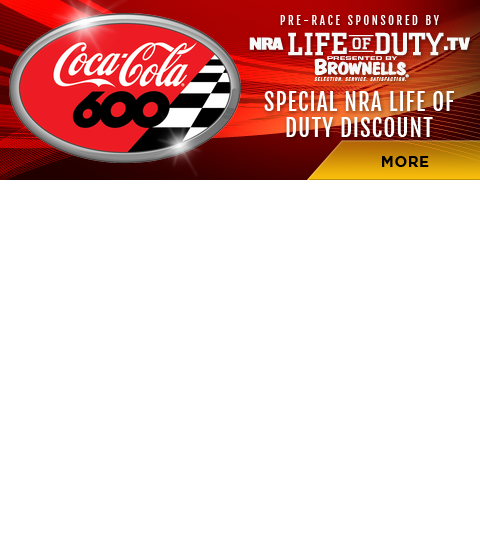 Coca-Cola 600 Race