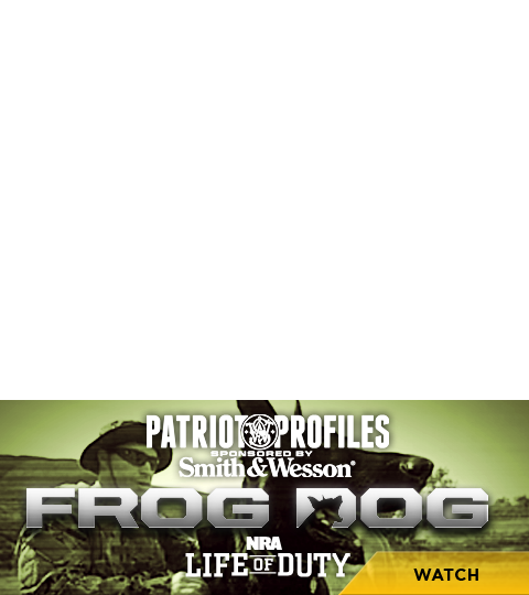 Patriot Profile: Frog Dog