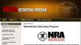 NRA Recruiting