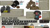 NRA American Warrior Holiday Giveaway