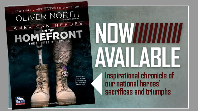 North American Heroes Book