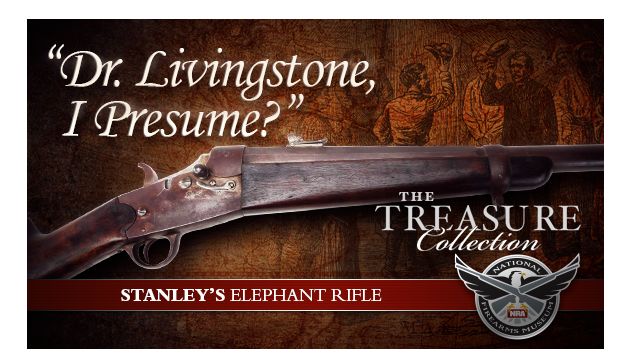 Stanley's Elephant Rifle