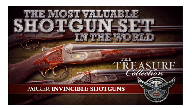 Parker Invincible Shotguns