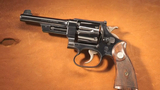 Ed McGivern's Double-Action Smith & Wesson Revolver