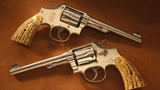 Herb Parsons' Smith & Wesson Revolvers